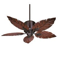 Havenside Home Virginia Bronze Outdoor Ceiling Fan