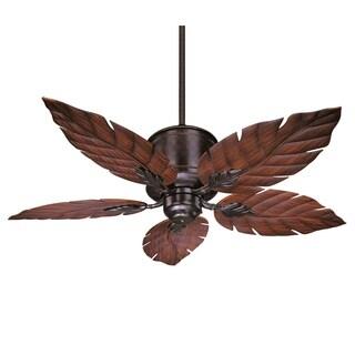 Portico Outdoor Ceiling Fan Bronze