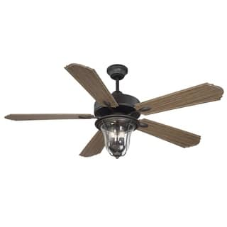 Bronze finish savoy house ceiling fans for less overstock savoy house trudy bronze 52 inch 5 blade fan aloadofball Gallery