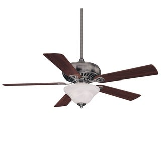 Peachtree Ceiling Fan Brushed Nickel/Pewter