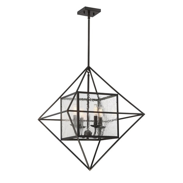 Captiva 4 Light Pendant English Bronze