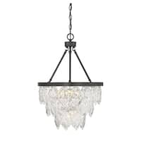 Granby 5 Light Pendant English Bronze