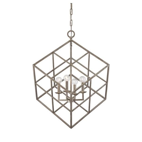 Halston Argentum 4-light Pendant