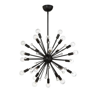Savoy House Galea Classic Bronze 24-light Chandelier - Thumbnail 0