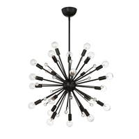 Savoy House Galea Classic Bronze 24-light Chandelier