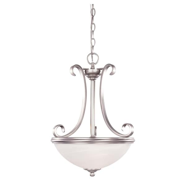 Savoy House Willoughby Pewter Pendant