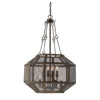 Savoy House Armour Galaxy Bronze 8-light Pendant