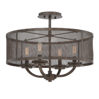 Savoy House Nouvel Galaxy Bronze Convertible 4-light Semi-flush Fixture|https://ak1.ostkcdn.com/images/products/17370999/P23612246.jpg?_ostk_perf_=percv&impolicy=medium