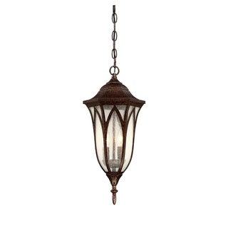 Dayton Hanging Lantern New Tortoise Shell