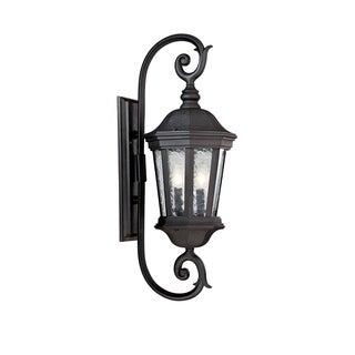 Savoy House Hampden Black Outdoor Wall Lantern