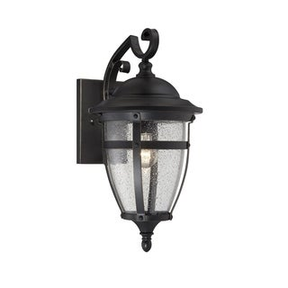 Dillon Wall Lantern English Bronze w/ Gold