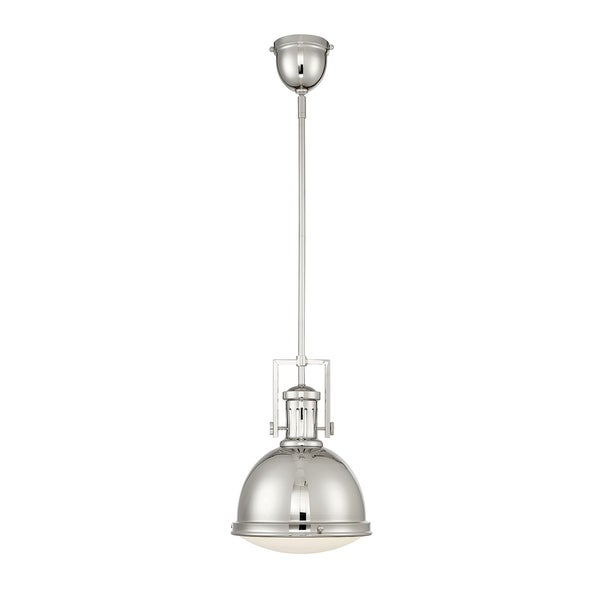 Chival Pendant Polished Nickel