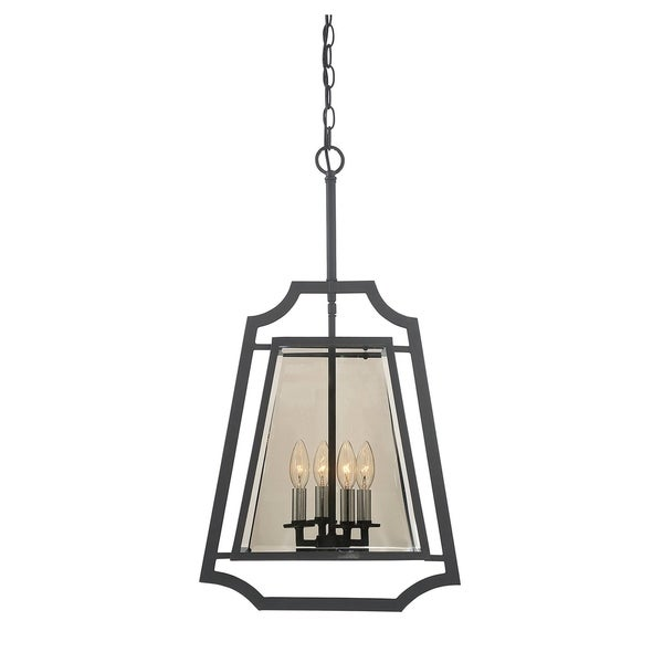 Ives 4 Light Foyer Pendant Empyrean