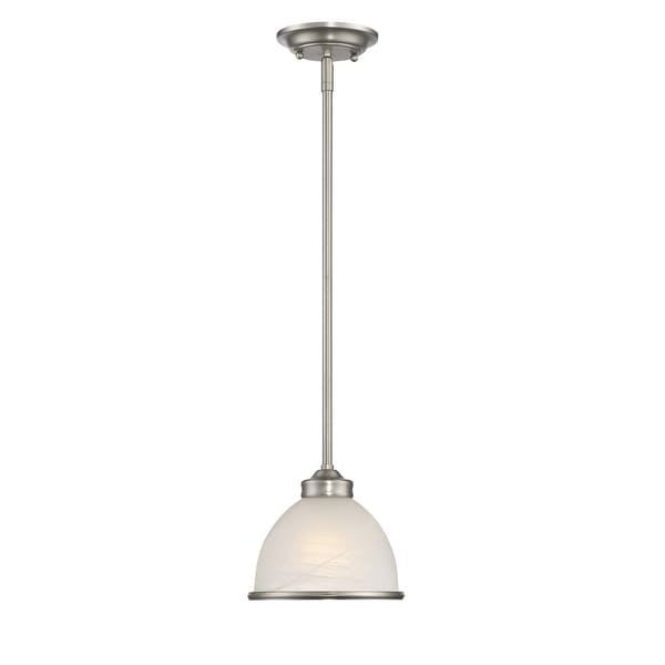 Willoughby Mini Pendant Pewter