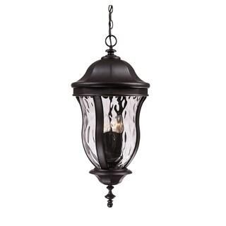 Savoy House Monticello Black Hanging Lantern