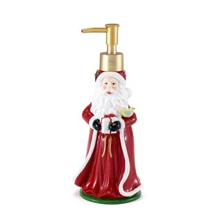 Spode Tree Red Lotion Pump