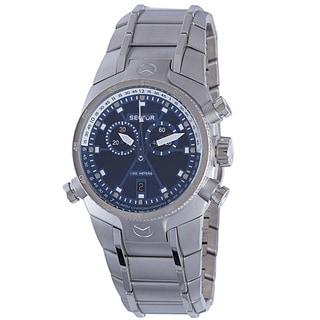 Sector Men's Quartz Chronograph Stainless Steel Bracelet Watch
