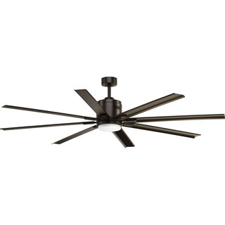 """Vast Collection 72"""" 16W LED 8 Blade Fan"""
