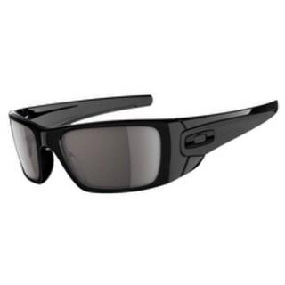 Oakley Men Fuel Cell Black Sunglasses - OO9096-01