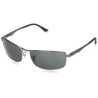 Ray-Ban Green Classic Sunglasses RB3498-002/71-61