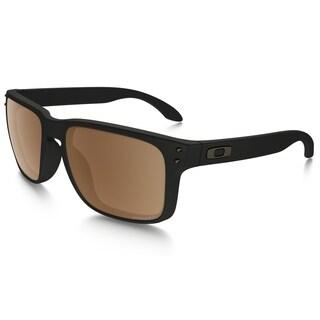 Oakley Holbrook Prizm Matte Black - Sunglasses - OO9102-D755