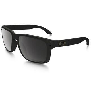 Oakley Holbrook Prizm Matte Black - Sunglasses - OO9102-D655
