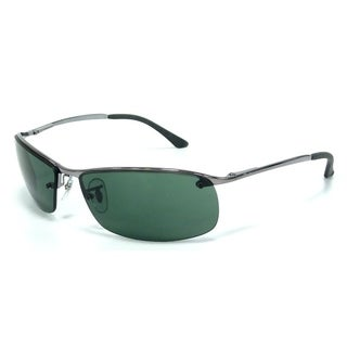 Ray-Ban Gunmetal Sunglasses RB3183-004/71-63