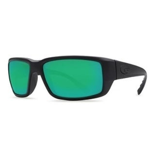 Costa Del Mar Fantail Polarized Blackout Men Sunglasses TF-01-GMGLP