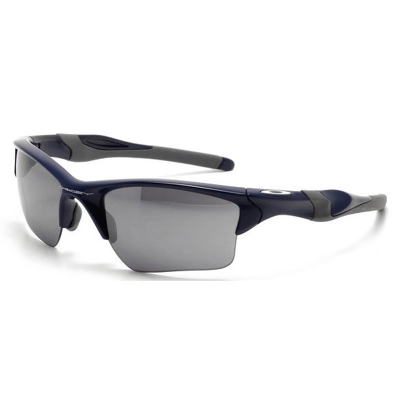 f4e5389c05 Oakley Half Jacket 2.0 Xl Adult Lifestyle Navy Iridium Mens Sunglasses -  OO9154-915424