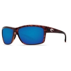 aa91ee219f Shop Costa Del Mar Mag Bay Polarized Tortoise Sunglasses - AA-10-OBMP -  Free Shipping Today - Overstock - 17372944
