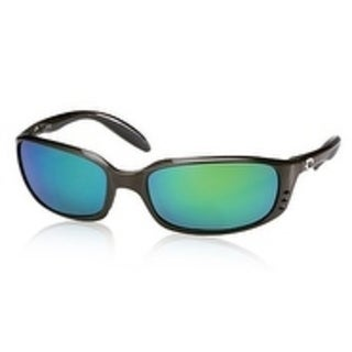 Costa Del Mar Brine Polarized Gunmetal Unisex Sunglasses BR-22-GMGLP