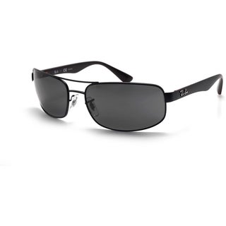 Ray-Ban Black Sunglasses RB3445-006/P2-61