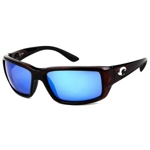 Costa Del Mar Fantail Polarized Tortoise Men Sunglasses TF-10-BMGLP