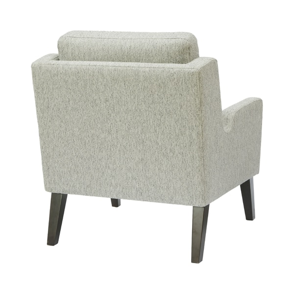 Enjoyable Shop Ink Ivy Margot Grey Wood Accent Chair Free Shipping Caraccident5 Cool Chair Designs And Ideas Caraccident5Info
