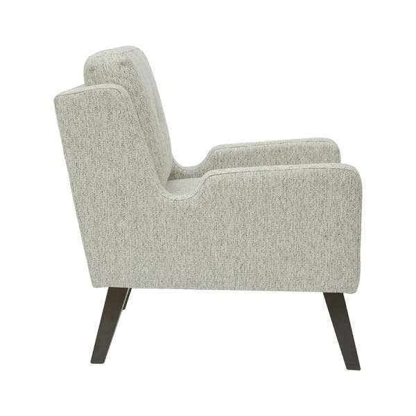 Awesome Shop Ink Ivy Margot Grey Wood Accent Chair Free Shipping Caraccident5 Cool Chair Designs And Ideas Caraccident5Info