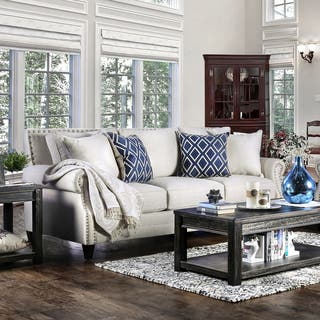 Buy Off-White Sofas & Couches Online at Overstock | Our Best ...