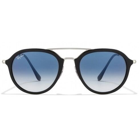 48fad8484a Ray-Ban Grey Bronze-Copper Sunglasses RB4253-62923F-50 - Free ...