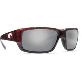 8c8c680dec1a9 Shop Costa Del Mar Fantail Polarized Tortoise Men Sunglasses TF-10 ...