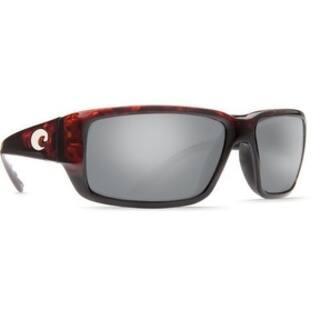 bcc59ba51842f Costa Del Mar Fantail Polarized Tortoise Men Sunglasses TF-10-OSCGLP