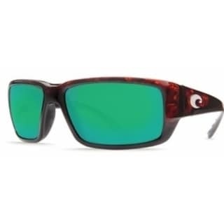 4e9f96148118 Shop Costa Del Mar Fantail Polarized Tortoise Men Sunglasses TF-10-GMGLP -  Free Shipping Today - Overstock - 17373318