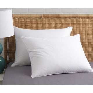 Allergen Barrier Comfort Pure Pillow - White