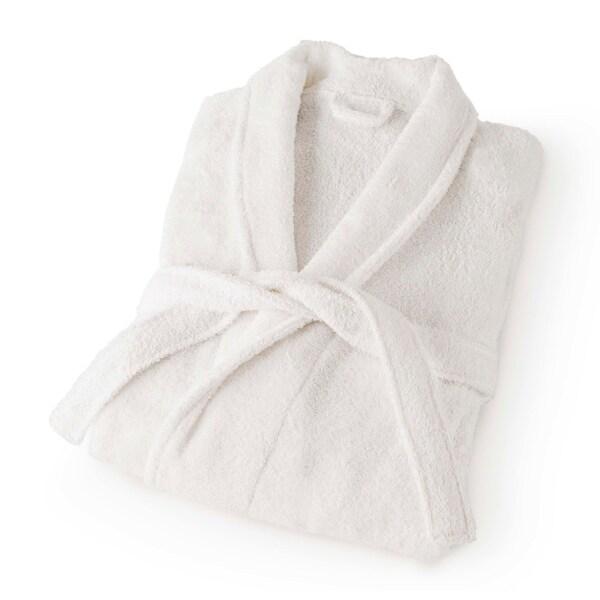 09a6b29d29 Shop Martex Cotton Terry Bath Robe - On Sale - Free Shipping On ...