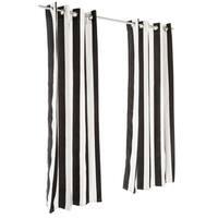 Pawleys Island Sunbrella Curtain -  Cabana Classic