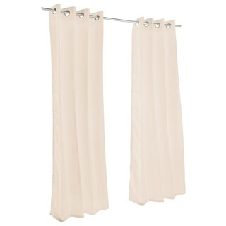 Pawleys Island Sunbrella Curtain - Canvas Antique Beige