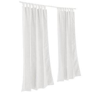 Pawleys Island Sunbrella Curtain - Canvas White