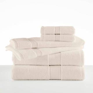 Grand Patrician Suites 6 Piece Towel Set