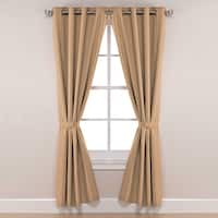 Pawleys Island Sunbrella Curtain -  Spectrum Sand