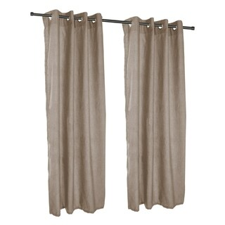 Pawleys Island Sunbrella Curtain - Cast Shale