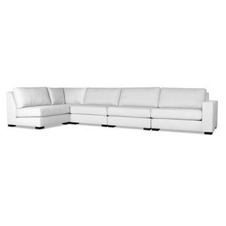South Cone Home Tribeca Modular Left L-shape Sectional Sofa