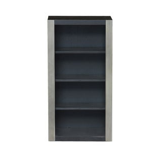 Graphite Bookcase